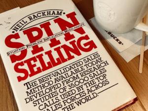SPIN Selling (Neil Rackham)